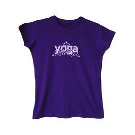 Playera Yoga - MORADO
