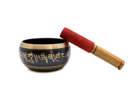 Cuenco Tibetano Grabado 0.640 gr.