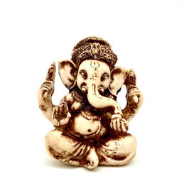 Ganesha - resina de mármol