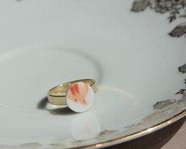 Ring Gold ungefasst