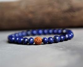 Armband aus Lapislazuli für Herren