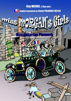 "Graphic novel ""Miss Morgan's Girls"""