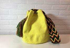 LUNA Mochila tas handgemaakt door Colombiaanse Wayuu vrouwen