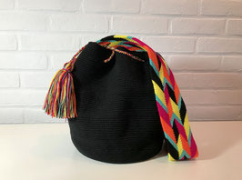 COSMA Mochila tas handgemaakt door Colombiaanse Wayuu vrouwen