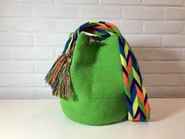 ZINNIA Mochila tas handgemaakt door Colombiaanse Wayuu vrouwen