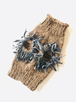 Alpaca dog sweater - Exclusive handcrafted, 100% Alpaca wool