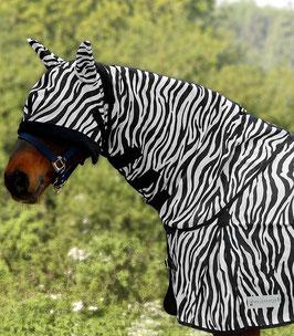 Fliegendeckenhalsteil Zebra