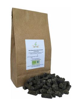 Bio Schwarzkümmelpresskuchen (Pellets)