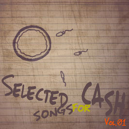 """Selected songs for cash"" Vol.01 / Vol.02 / Vol.03"