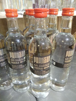 Partisan Vodka 40 % in 0,5l