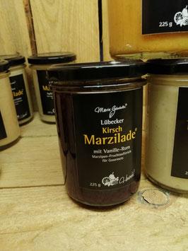Marzilade Kirsch mit Vanille-Rum