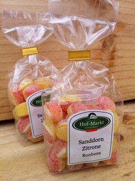 BonBon Sanddorn Zitrone