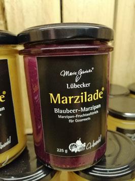 Marzilade Blaubeeren - Marzipan