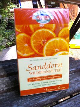 Sanddorn-Wildorange Tee