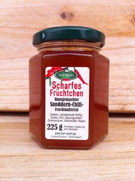 Sanddorn Chili - Fruchtaufstrich