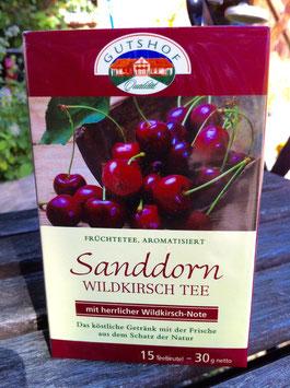 Sanddorn-Wildkirsch Tee