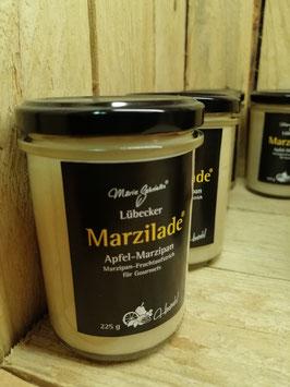 Marzilade Apfel - Marzipan