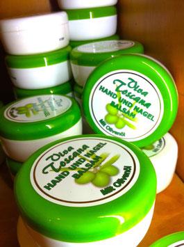 Hand & Nagel Balsam mit Olivenöl