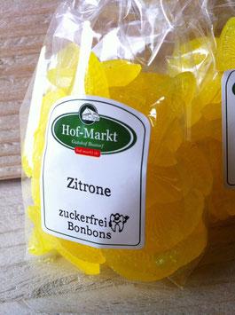 BonBon Zitrone zuckerfrei