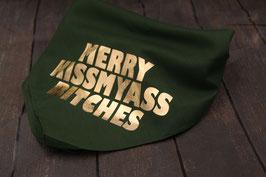 """Halstuch """"MERRY KISSMY.."""""""