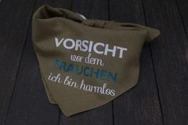 """Halstuch """"Vorsicht"""""""