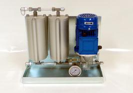 Stationäre Öl-Feinfilteranlage IFN-SFF-2-M