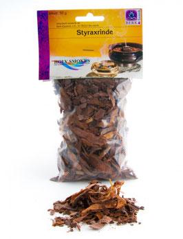 Styrax Rinde. 50 Gramm