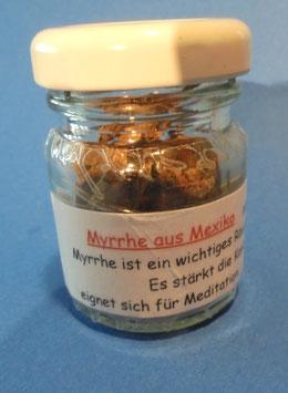 Myrrhe aus Mexiko