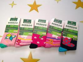 Kinder Socken, Bambus 24-27