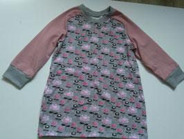 Kleid für Mädchen, Größe 80/86