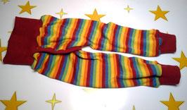 Splitpants, Bio Wolle Seide, Größe 86/92