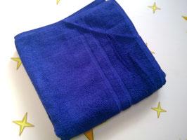 Handtuch aus BIO Bambus, 50x100cm, dunkel blau