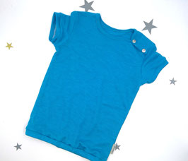 """T-Shirt, Wolle Lyocell, 86/92, """"Karibik"""""""