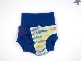 Split-Unterhose aus Wolle, Größe 74/80, BIO