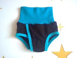Split-Unterhose aus BIO Bambusjersey, Größe 56/62