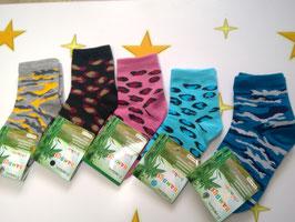 Kinder Socken, Bambus 27-30