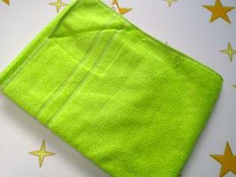 Handtuch aus BIO Bambus, 50x100cm, neon grün