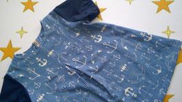 Kleid für Mädchen, Größe 92-110