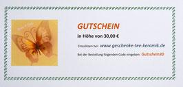 Gutschein30