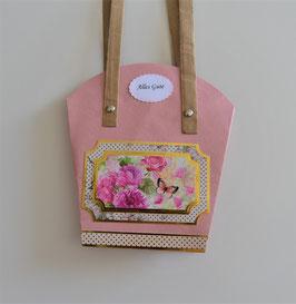 Pflanzen-Tasche groß in rosa (1)