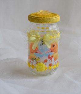 Osterglas gelb (1)