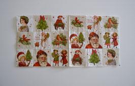 Nikolaus, Tanne, Kinder, Vogel