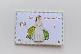 Kuvert zur Kommunion (2)