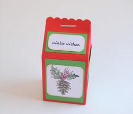 """Weihnachtsbox """"Milchtüte"""" (1)"""