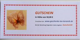 Gutschein50