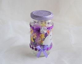 Osterglas lila (5)