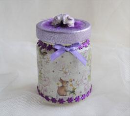 Osterglas lila (1)
