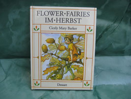 Flower Fairies Buch Herbst
