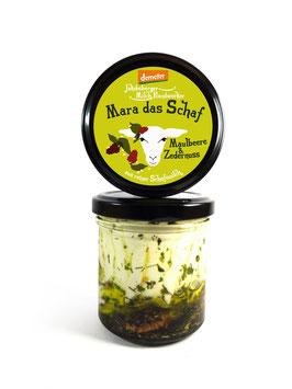 Mara das Schaf Maulbeere & Zedernuss