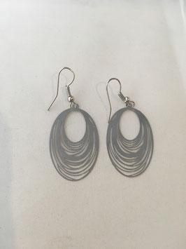 Boucles d'oreilles F004